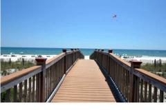Beach Colony beach walkover